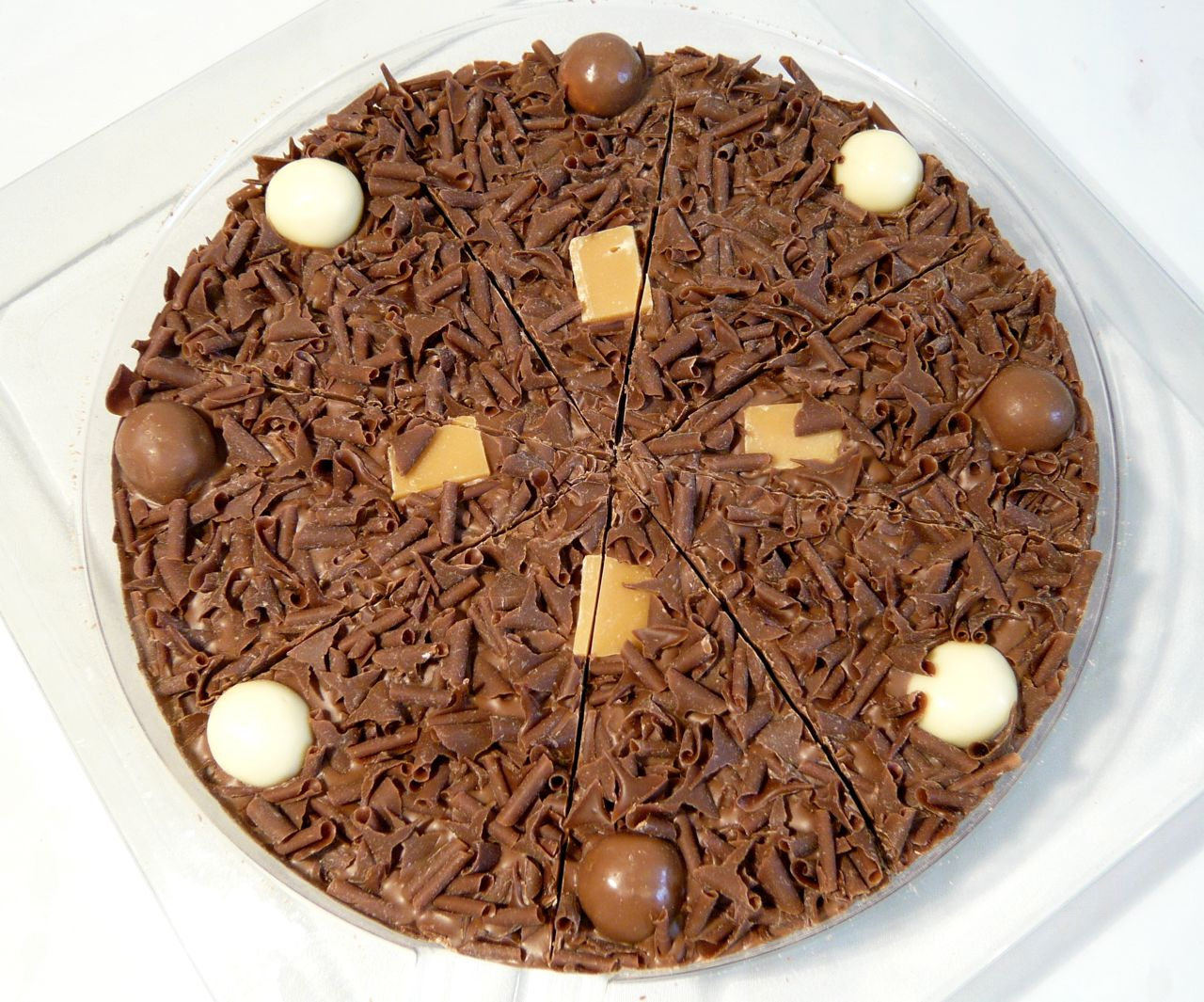 INSTA-REVIEW: The Gourmet Chocolate Pizza Co – One Treat ...