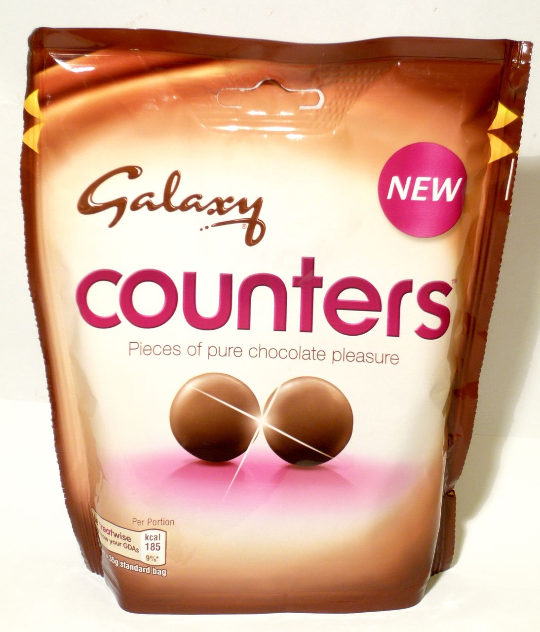 Galaxy Counters Chocolate Review