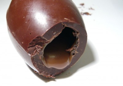 Paul A. Young Sea Salted Caramel Egg