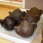 Chocolate Teapots - Not available in the shops, unfortunately