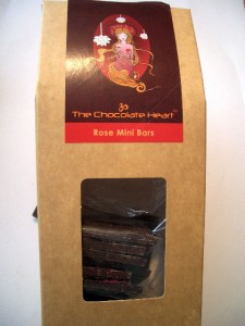 The Chocolate Heart Mini Bars