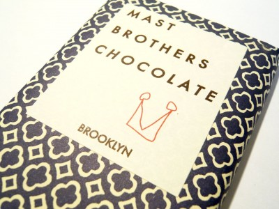 Mast Brothers 72% Madagascar With Fleur de Sel