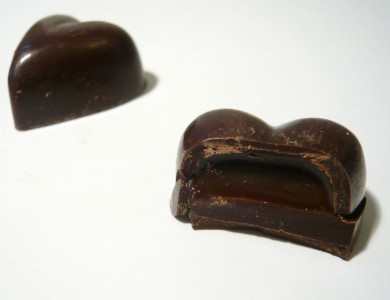 Chocoholly Salted Caramels