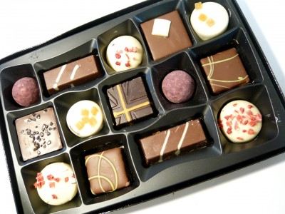 Hotel Chocolat Just Desserts H-Box