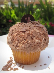Casey's Marvelous Milk Chocolate Cupcake