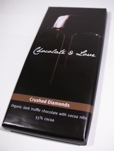 Chocolate & Love Crushed Diamonds
