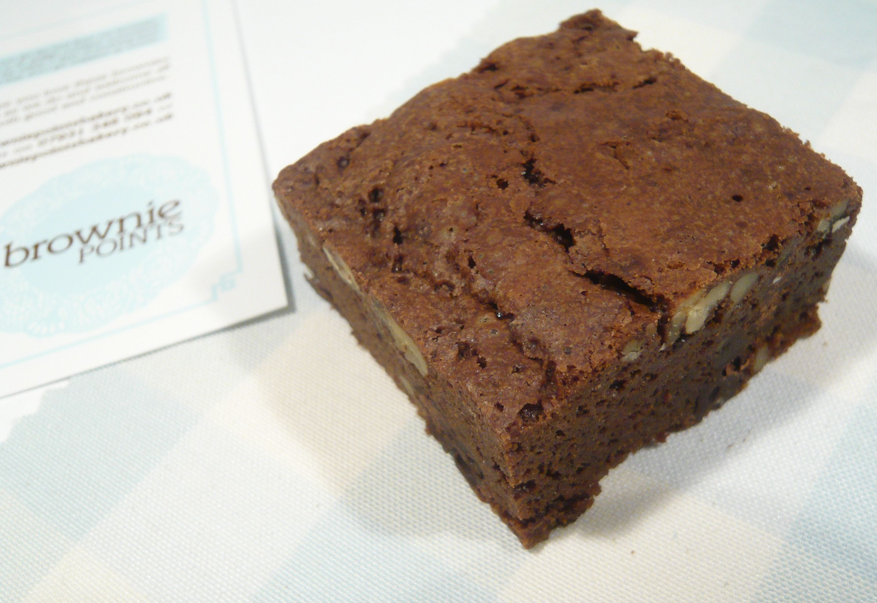 Brownie Points Brownies