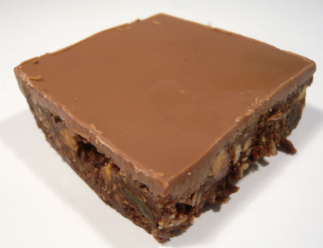 Tesco Finest Belgian Chocolate Tiffin Squares