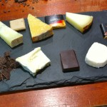Cheese & Chocolate at La Cave à Fromage