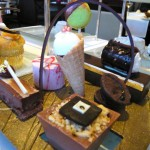 Chocolate Afternoon Tea At The Hilton
