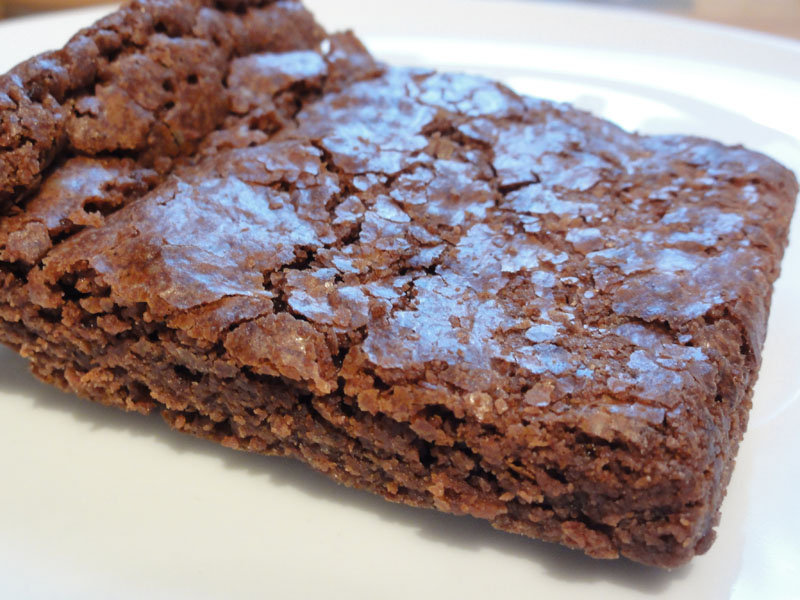 Sugargrain 'Winter' Brownies