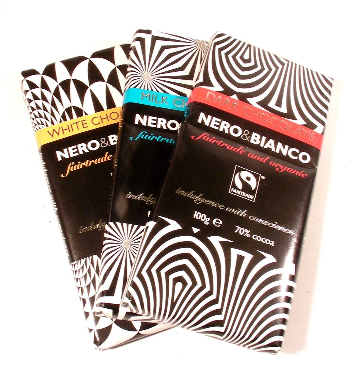 Nero & Bianco Fairtrade Chocolate Review