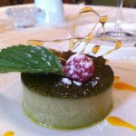 Green Tea Brulee