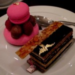 Chocolate Afternoon Tea At The Chancery Court Hotel