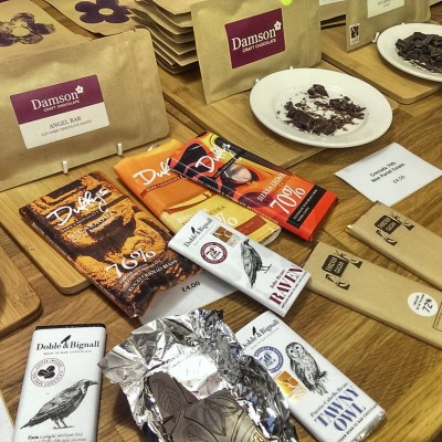 Feeling patriotic A totally British beantobar chocolate tasting with harmonymkaohellip