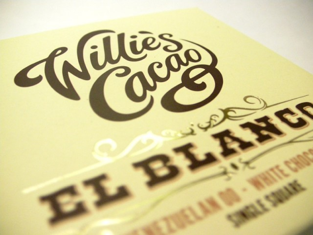 Willie's Cacao El Blanco