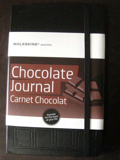 Moleskine Chocolate Journal