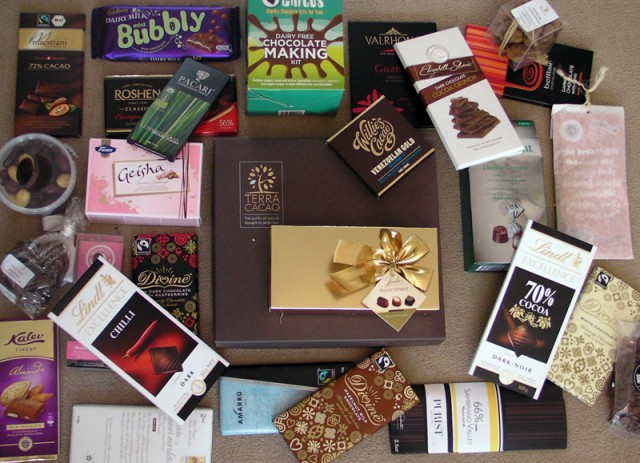 Chocolate Stash