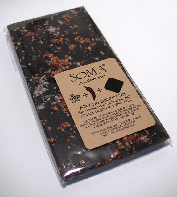 Soma Aleppo Pepper Chocolate