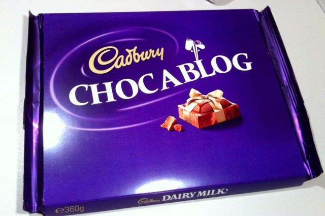 Cadbury Chocablog