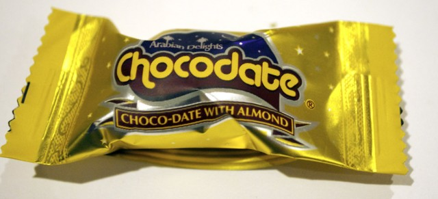Arabian Delights Choco-Date With Almond