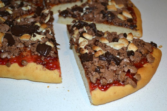 Chocolate Pizza Recipe