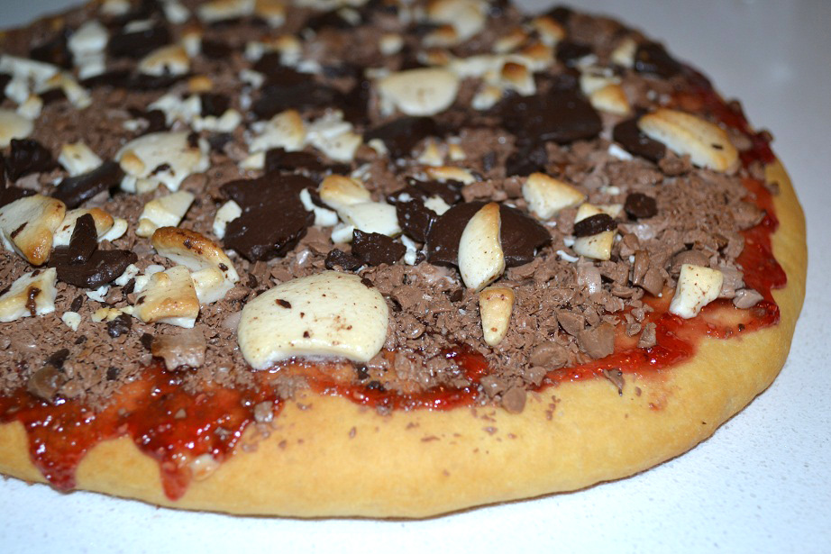 Chocolate Pizza Related Keywords & Suggestions - Chocolate Pizza Long ...