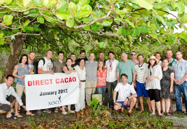 The Direct Cacao Founders