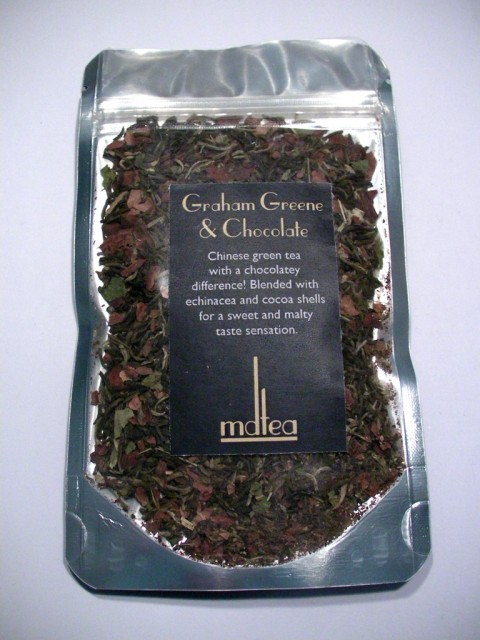 Metrodeco Graham Greene & Chocolate Tea