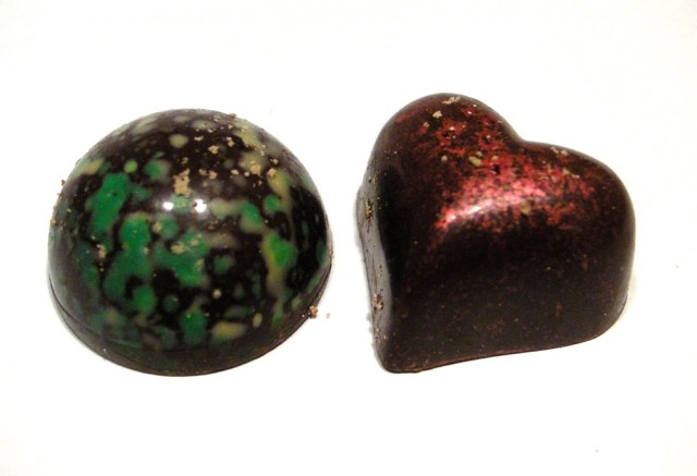 Paul A Young Valentines Chocolates