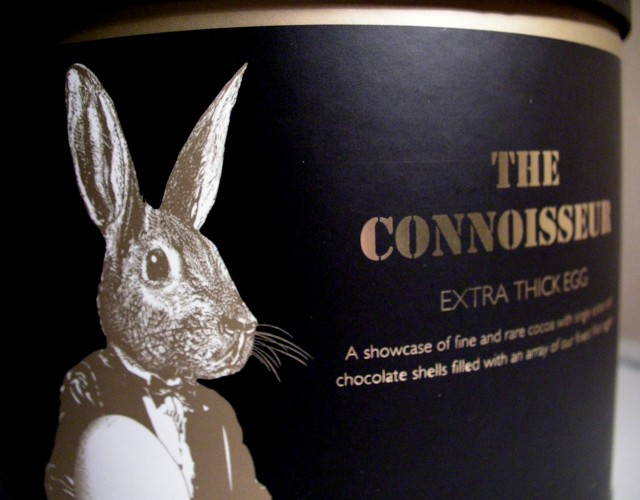 Hotel Chocolat 'The Connoisseur' Extra Thick Easter Egg
