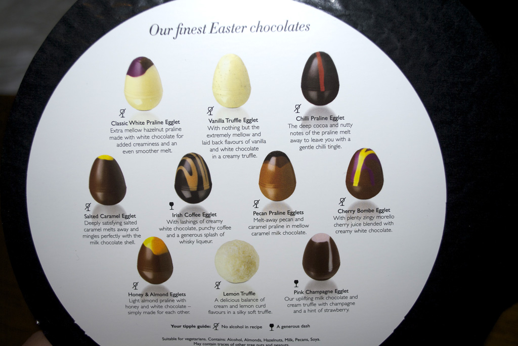 Hotel Chocolat Easter Collection