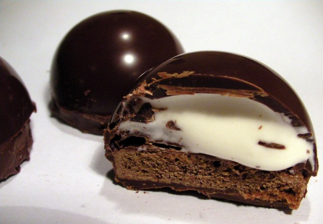 Chocolate Marshmallow Teacakes