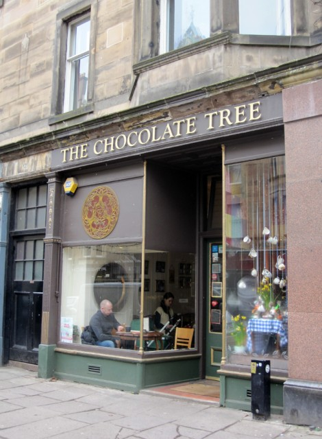 The Chocolate Tree - Exterior