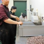 The Chocolate Tree - Family Making Chocolate 2