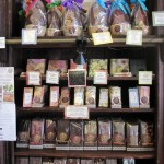 The Chocolate Tree - Shelves