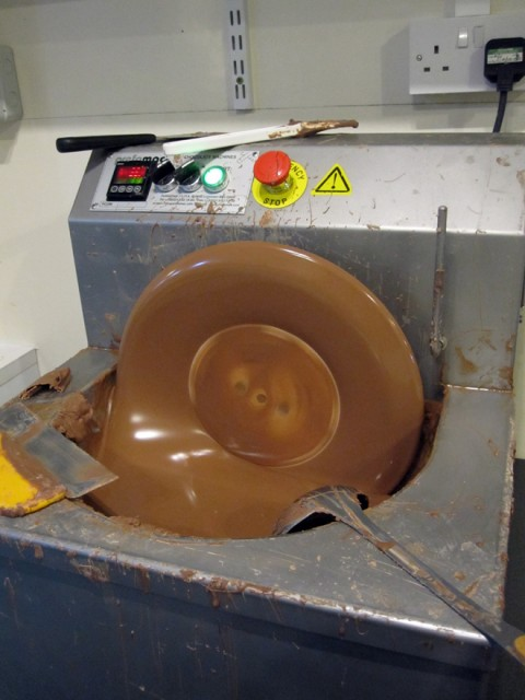The Chocolate Tree - Tempering