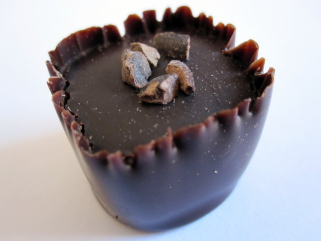 Thinking Chocolate - Whiskey Truffle