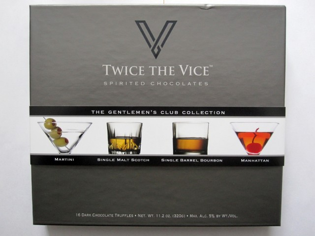 Twice The Vice - Box