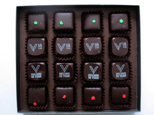 Twice The Vice - Chocs