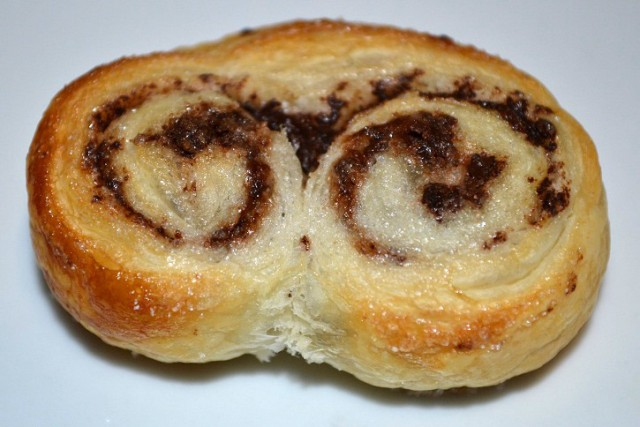 Chocolate Palmiers
