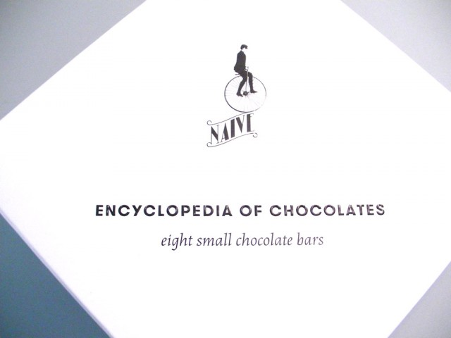 Naive Encyclopedia Of Chocolate