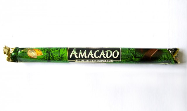 Rausch Amacado 60% Bitter Dark Chocolate