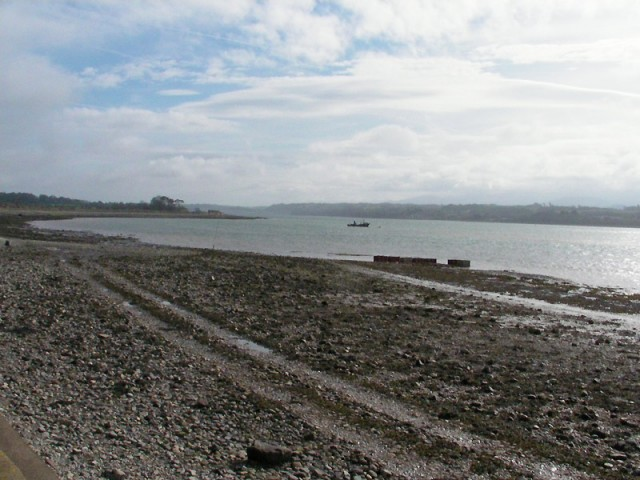 The Menai Straits where Halen Môn harvest their sea salt.