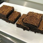 Green & Black's brownies - the salt makes a big difference.
