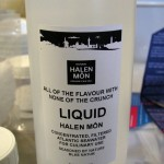 Halen Môn make this concentrated brine, ideal for salt water truffles.