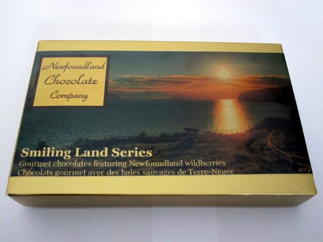 Newfoundland Chocolate - Smiling Land Box