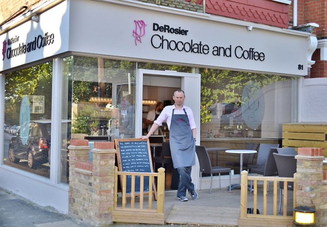 DeRosier Chocolate and Coffee