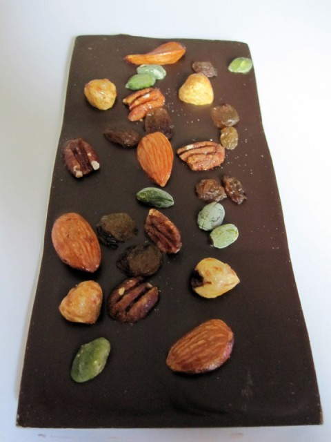 Corné Port-Royal Dark Chocolate With Dried Fruit