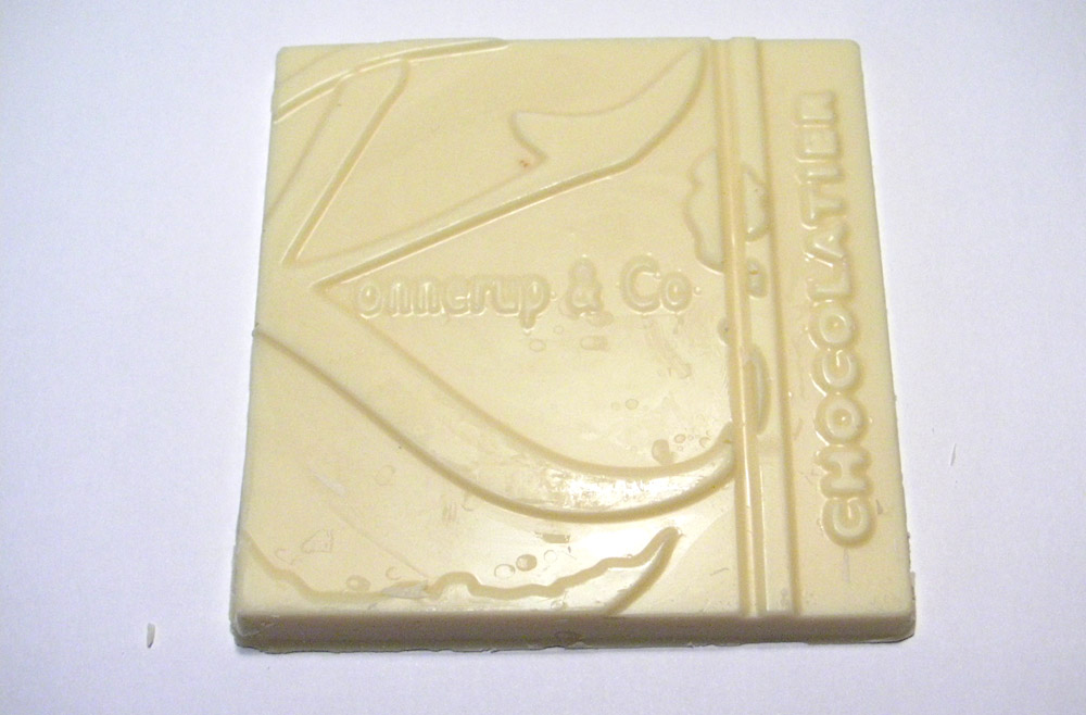 Konnerup White Yoghurt Chocolate With Lemon